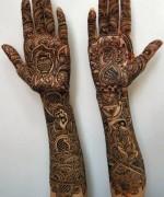 Mehndi Designs for Weddings for Girls011