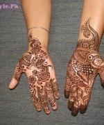Mehndi Designs for Weddings for Girls012