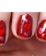 Nail Art Designs 2014 For Valentines Day 0017