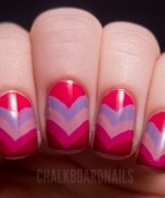 Nail Art Designs 2014 For Valentines Day 002