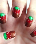 Nail Art Designs 2014 For Valentines Day 003