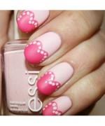 Nail Art Designs 2014 For Valentines Day 005