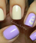 Nail Art Designs 2014 For Valentines Day 006