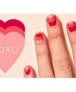Nail Art Designs 2014 For Valentines Day 007