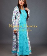 Naveen Uroosa Casual and Formal Dresses 2014 For Girls 1