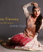 Naveen Uroosa Casual and Formal Dresses 2014 For Girls 4