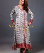 Naveen Uroosa Casual and Formal Dresses 2014 For Girls 5