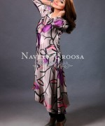 Naveen Uroosa Casual and Formal Dresses 2014 For Women 10
