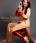 Naveen Uroosa Casual and Formal Dresses 2014 For Women 8
