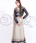 Needlez by Shalimar Party Wear 2014 for Women002