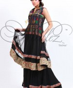 Needlez by Shalimar Party Wear 2014 for Women006