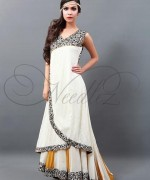 Needlez by Shalimar Party Wear 2014 for Women007