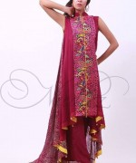 Needlez by Shalimar Party Wear 2014 for Women009