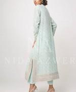 Nida Azwer Formal Wear Dresses 2014 for Women001