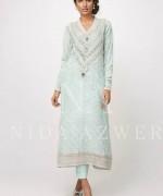 Nida Azwer Formal Wear Dresses 2014 for Women006