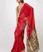 Nida Azwer Formal Wear Dresses 2014 for Women007