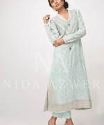 Nida Azwer Formal Wear Dresses 2014 for Women009