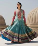 Pakistani Full Sleeve Wedding Dresses 2014 001