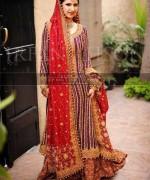 Pakistani Full Sleeve Wedding Dresses 2014 0010