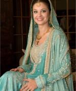 Pakistani Full Sleeve Wedding Dresses 2014 0013
