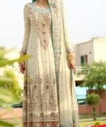 Pakistani Full Sleeve Wedding Dresses 2014 0014