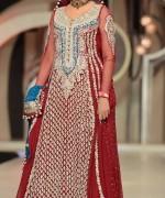 Pakistani Full Sleeve Wedding Dresses 2014 0015
