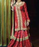 Pakistani Full Sleeve Wedding Dresses 2014 0016