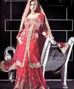 Pakistani Full Sleeve Wedding Dresses 2014 0017