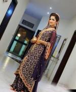 Pakistani Full Sleeve Wedding Dresses 2014 002