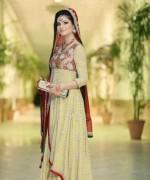 Pakistani Full Sleeve Wedding Dresses 2014 003
