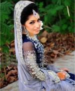 Pakistani Full Sleeve Wedding Dresses 2014 006