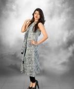 Popular Style Linen Dresses 2014 For Girls 4