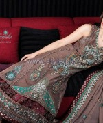 Ramsha Fashion Embroidered Dresses 2014 For Women 2