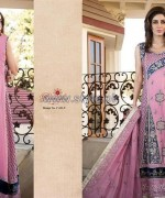 Ramsha Fashion Embroidered Dresses 2014 For Women 5