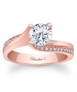 Rose Gold Engagement Rings001