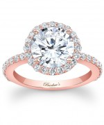 Rose Gold Engagement Rings002