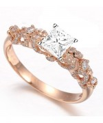 Rose Gold Engagement Rings006