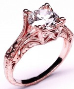 Rose Gold Engagement Rings008