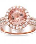 Rose Gold Engagement Rings009