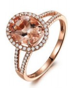 Rose Gold Engagement Rings011