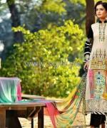 Rujhan Fabric Parisha Collection 2014 For Women 3