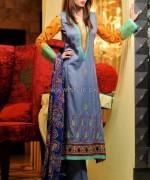 Rujhan Fabric Parisha Collection 2014 For Women 4