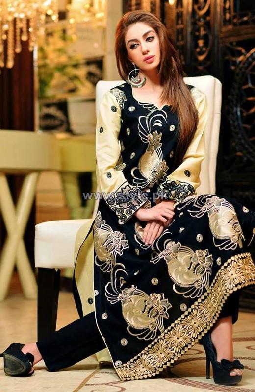 Rujhan Fabric Parisha Collection 2014 For Women 5