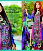 Salam's Textile Winter Dresses 2014 For Women 8