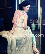 Sana Abbas Pristine Collection 2014 For Girls 2