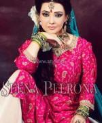 Seena Peerona Bridal Wear 2014 Dresses For Wedding 1
