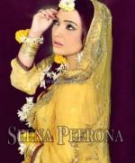 Seena Peerona Bridal Wear 2014 Dresses For Wedding 2