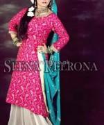 Seena Peerona Bridal Wear 2014 Dresses For Winter 5