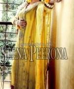 Seena Peerona Bridal Wear 2014 Dresses For Winter 6