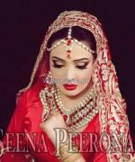 Seena Peerona Bridal Wear 2014 Dresses For Winter 8